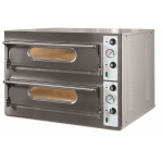 Piec do pizzy elektryczny | dwukomorowy | 12x36 | RESTO QUALITY START66 BIG
