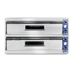 Piec do pizzy HENDI Kitchen Line XXL 66 - kod 226995